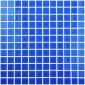 Colors Lisos Azul Marino Claro 2,5x2,5 Papel