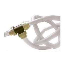 espiroflex hidrotubo Tubo Flexible hidrotubo di/ámetro 16x20 Blanco 25m