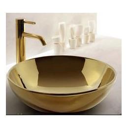Lavabo Bol Dorado